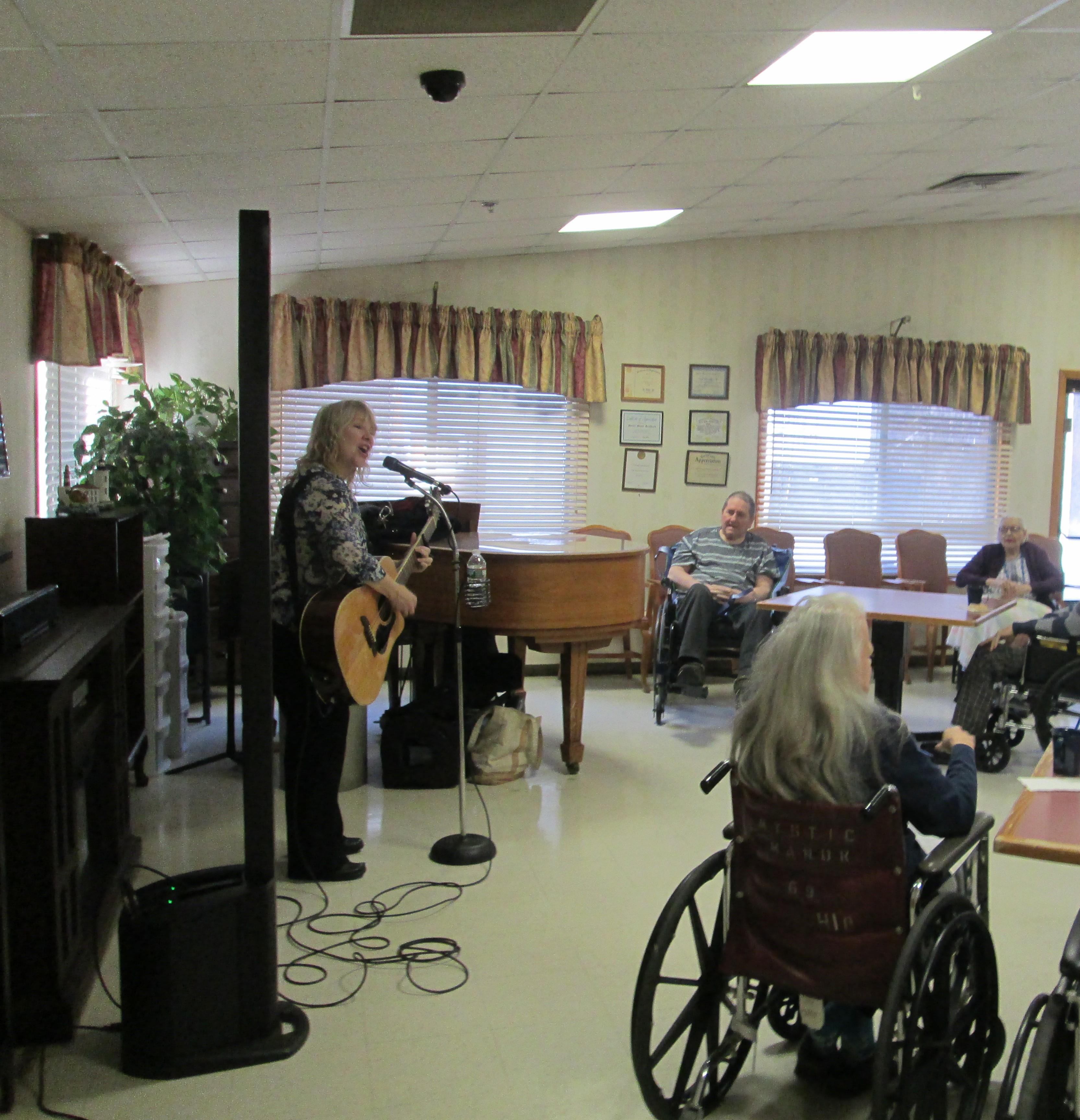 Judy Hall Entertains